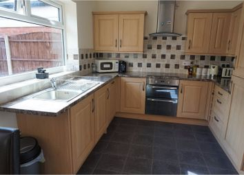Thumbnail 2 bed semi-detached house for sale in Albert Avenue, Stoke-On-Trent