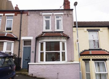 Thumbnail 2 bed terraced house for sale in Horton Street, Lincoln
