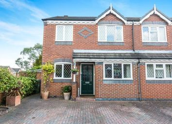 Thumbnail 3 bed semi-detached house for sale in Debdale Avenue, Lyppard Woodgreen, Worcester, Worcestershire