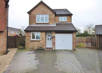 Thumbnail 3 bedroom detached house for sale in The Glebe, Cumnor, Oxford