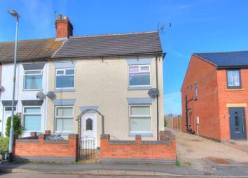 Thumbnail 4 bedroom end terrace house for sale in Main Street, Nailstone, Nuneaton