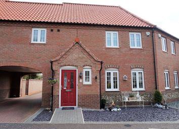 Thumbnail 4 bed semi-detached house for sale in Stable Field Way, Hemsby, Great Yarmouth