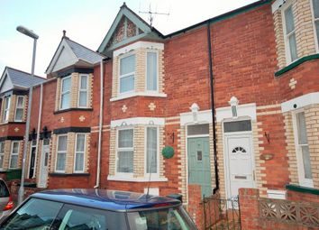 Thumbnail Terraced house to rent in Powderham Road, St Thomas, Exeter