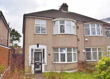 Thumbnail 3 bed semi-detached house for sale in Torbrook Close, Bexley, Kent