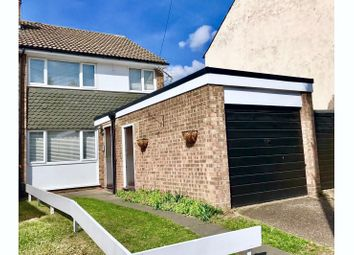 Thumbnail 3 bedroom end terrace house for sale in Mortimer Road, London