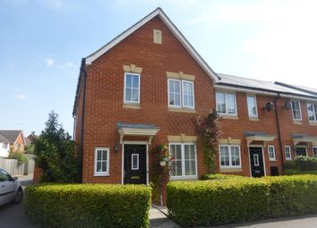 Thumbnail 3 bed end terrace house for sale in Otho Drive, Highwoods, Colchester