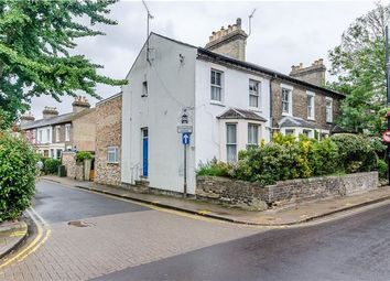 Thumbnail 4 bedroom end terrace house for sale in Mill Road, Cambridge