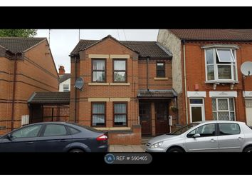 Thumbnail 1 bed flat to rent in Chartley Road, Leicester