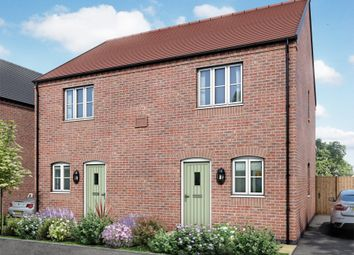Thumbnail 2 bedroom semi-detached house for sale in Holborn Place, Codnor, Derbyshire