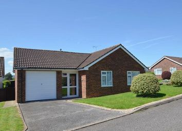 Thumbnail 2 bed detached bungalow for sale in Balfour Close, Honiton