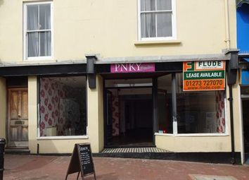Thumbnail Retail premises to let in 104-105 Gloucester Road, Brighton, East Sussex