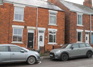 Thumbnail 2 bed end terrace house to rent in Top Road, Chesterfield