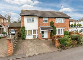 Thumbnail 4 bed detached house to rent in Faulkners Road, Hersham, Walton-On-Thames