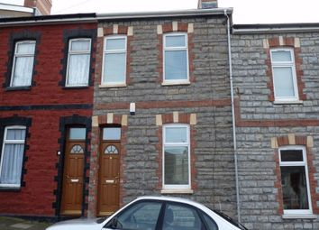 Thumbnail 3 bed terraced house to rent in Coronation Terrace, Penarth