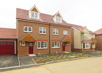 Thumbnail 4 bed terraced house for sale in 382 The Kenilworth The Heathfields, Bridgwater Rd, Monkton Heathfield, Somerset