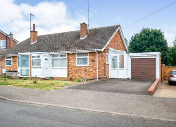 Thumbnail 3 bed semi-detached bungalow for sale in Langford Drive, Wootton, Northampton