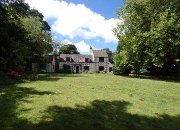 Thumbnail 4 bedroom detached house for sale in West Beckham, Holt, Norfolk