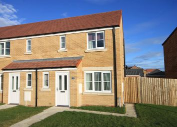 Thumbnail 3 bed semi-detached house for sale in Friars Close, Northallerton