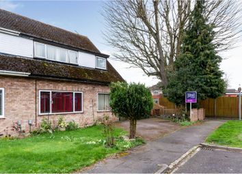 Thumbnail 4 bed semi-detached house for sale in Watling Place, Dunstable