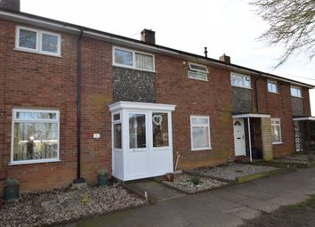 Thumbnail 2 bedroom terraced house for sale in Shadwell Walk, Bury St. Edmunds