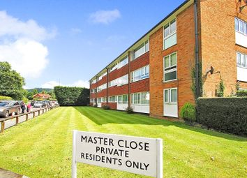 Thumbnail 2 bed flat for sale in Master Close, Oxted