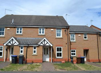 Thumbnail 3 bed terraced house for sale in Montgomery Way, Simpson Manor, Northampton