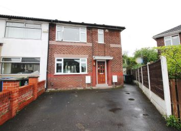 Thumbnail 3 bed semi-detached house for sale in Kingsway Park, Urmston, Manchester