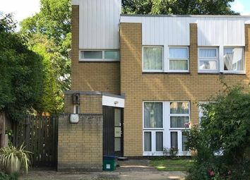 Thumbnail 3 bed end terrace house for sale in The Paddox, Summertown, North Oxford, Oxfordshire OX2,