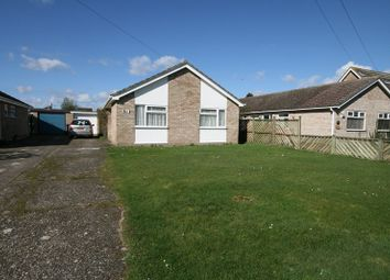 Thumbnail Detached bungalow for sale in Oaklands, Old Buckenham, Attleborough