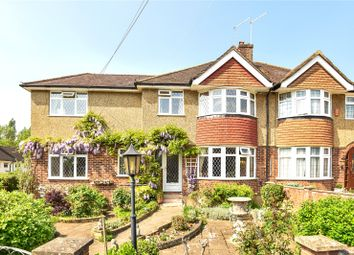 Thumbnail 4 bed semi-detached house for sale in Hillside, Harefield, Uxbridge, Middlesex