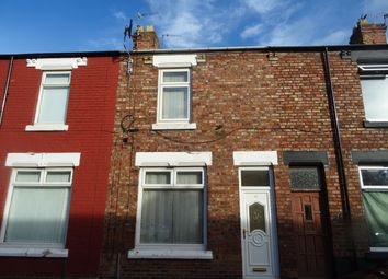 Thumbnail 2 bedroom terraced house to rent in Rugby Street, Hartlepool