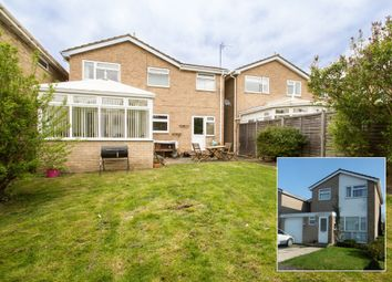 Thumbnail 4 bed detached house for sale in Edgeworth Drive, Carterton