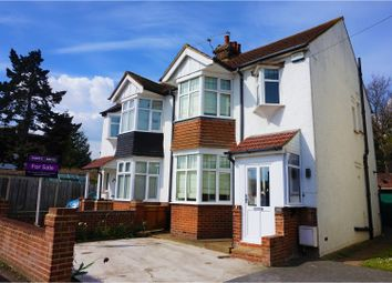 Thumbnail 3 bed semi-detached house for sale in Palmerston Road, Chatham