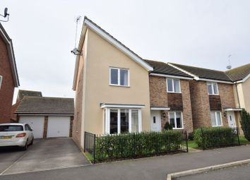 Thumbnail 4 bed detached house for sale in Causey Arch, Broughton, Milton Keynes