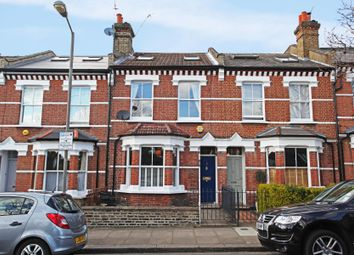 Thumbnail 3 bed terraced house to rent in Wilna Road, London