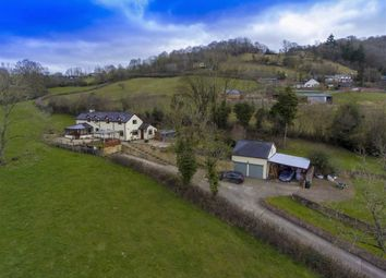 Thumbnail 4 bed cottage for sale in Nantmawr, Oswestry