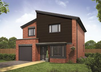 Thumbnail 4 bed detached house for sale in Hansons View, Kimberley, Nottingham