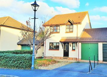 Thumbnail 3 bed detached house for sale in Rooks Close, Roundswell, Barnstaple, Devon