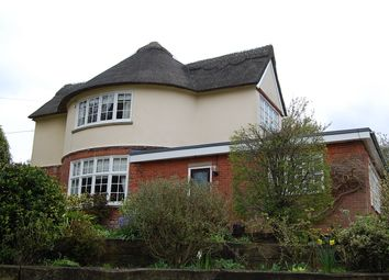 Thumbnail 3 bed detached house for sale in Main Road, Yoxford, Saxmumdham