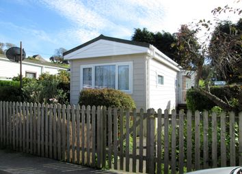 Thumbnail 2 bed mobile/park home for sale in St Columb Major, Cornwall