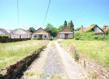 Thumbnail 5 bed detached bungalow for sale in Colemans Moor Road, Woodley, Reading