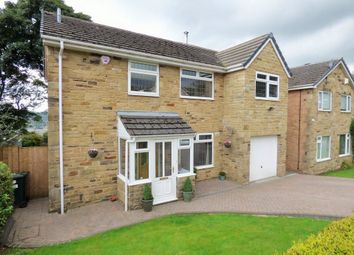 Thumbnail 4 bed detached house for sale in Bilsdale Way, Baildon, Shipley