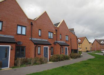 Thumbnail Terraced house for sale in Trinity Way, Basingstoke