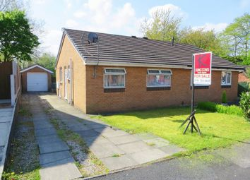 Thumbnail 2 bed bungalow for sale in Greenbrook Close, Bury