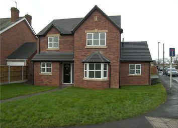 Thumbnail 4 bed detached house to rent in Locko Road, Spondon, Derby