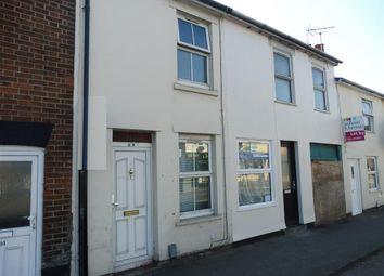 Thumbnail 2 bed property to rent in Barrack Street, Colchester