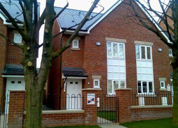 Thumbnail 3 bedroom semi-detached house for sale in Bold Street, Hulme, Manchester
