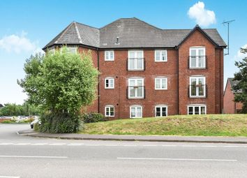 Thumbnail 2 bed flat to rent in Foss Road, Hilton, Derby
