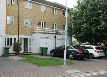 Thumbnail 4 bed terraced house for sale in Grimsby Grove, North Woolwich