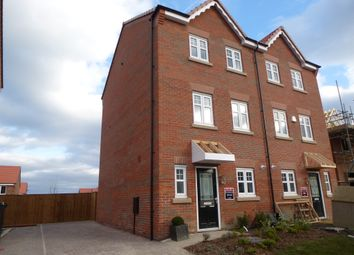 Thumbnail 4 bed semi-detached house for sale in Hawthorne Avenue, Lundwood, Barnsley